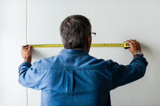 como fazer mudança para apartamento - medindo espaços