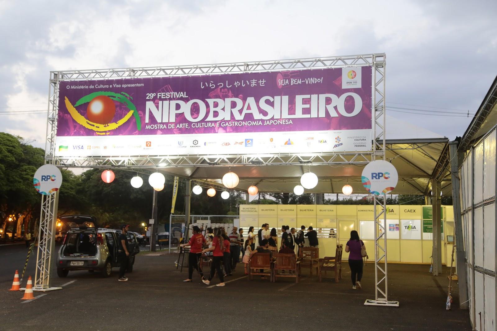 eventos em maringá - festival nipo-brasileiro