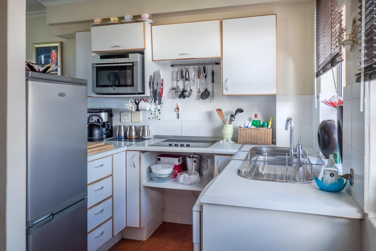moveis essenciais para morar sozinho - cozinha